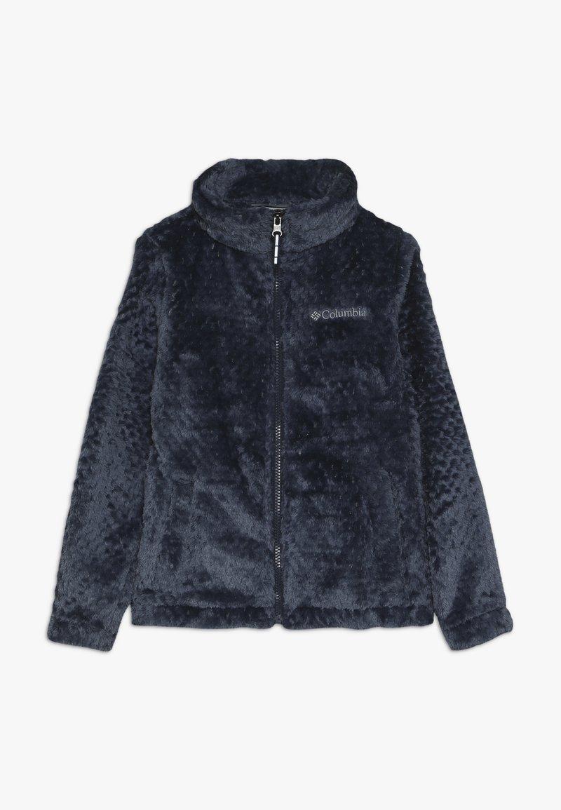 Columbia - FIRE SIDE SHERPA FULL ZIP - Fleece jacket - nocturnal