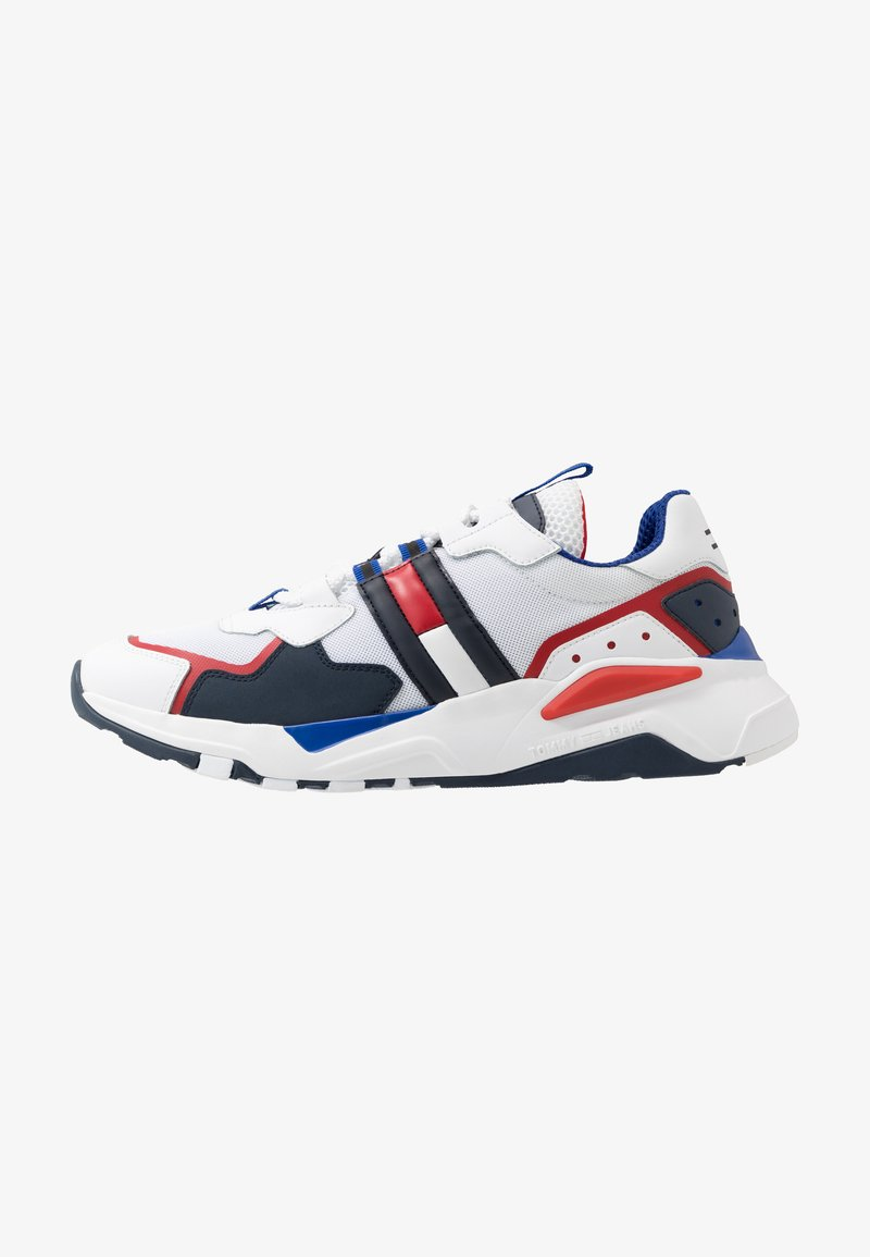 Tommy Jeans - COOL RUNNER - Trainers - white