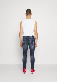 Kings Will Dream - RALPH CAROT FIT  - Slim fit jeans - blue - 2