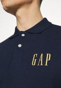 GAP - LOGO - Koszulka polo - tapestry navy - 6
