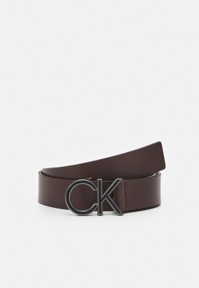 Calvin Klein - ENAMEL - Belt - black