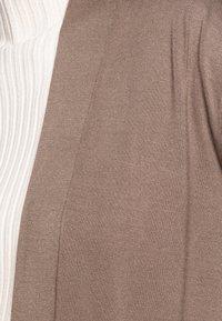 InWear - RENEE CARDIGAN - Cardigan - sandy grey - 4