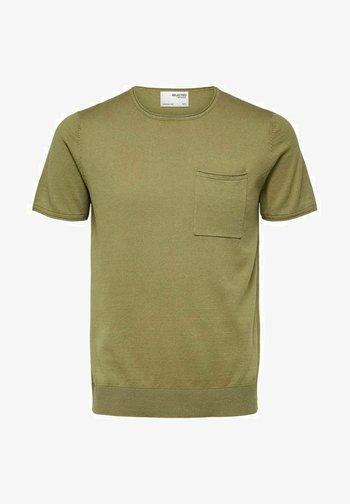Basic T-shirt - aloe