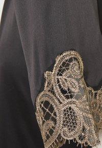 LingaDore - KIMONO - Dressing gown - black insence - 2