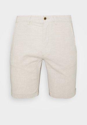 JJILINEN JJCHINO - Short - beige
