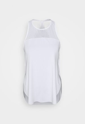 TANK LOOSE FIT - Toppi - white
