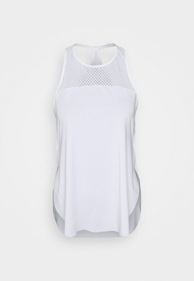 TANK LOOSE FIT - Toppe - white