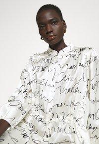 Marc Cain - Shirt dress - off white - 3