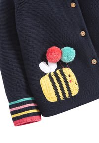 Next - NAVY BUMBLE BEE CARDIGAN (3MTHS-7YRS) - Cardigan - blue - 2