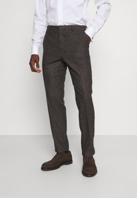 Shelby & Sons - CRANTON SUIT - Kostym - brown - 4
