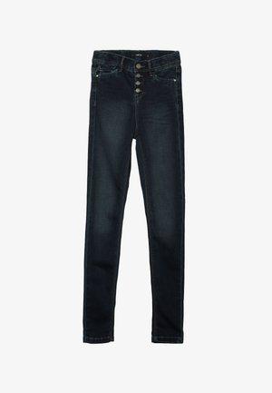 NLFPIL DNMTIA PANT - Skinny džíny - medium blue denim