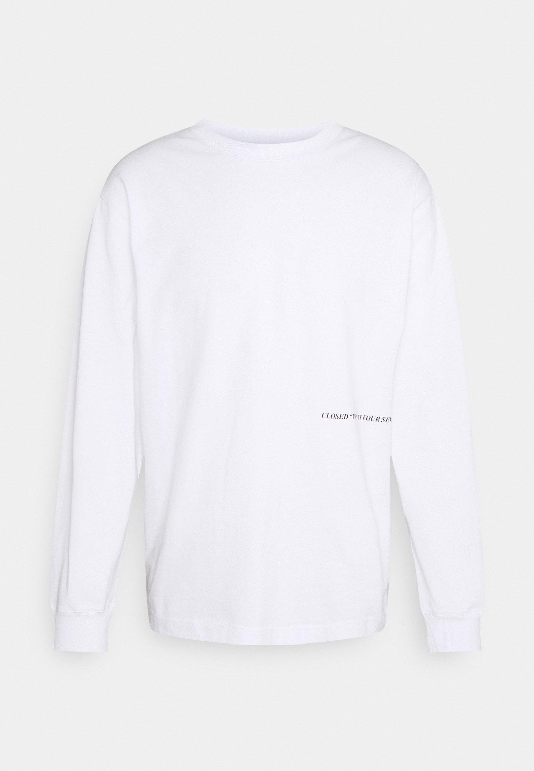 Men PRINTED LONGSLEEVE - Long sleeved top