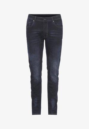 Straight leg jeans - twilight blue used