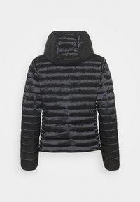 Champion - HOODED JACKET - Winter jacket - black - 6