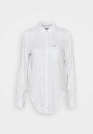 FRONT KNOT - Overhemdblouse - white