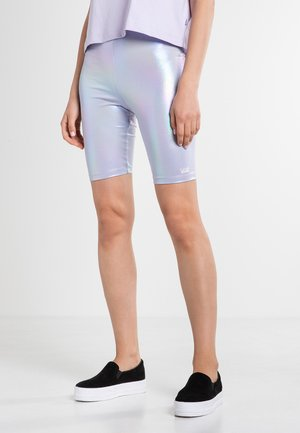 Shorts - pearl iridescent