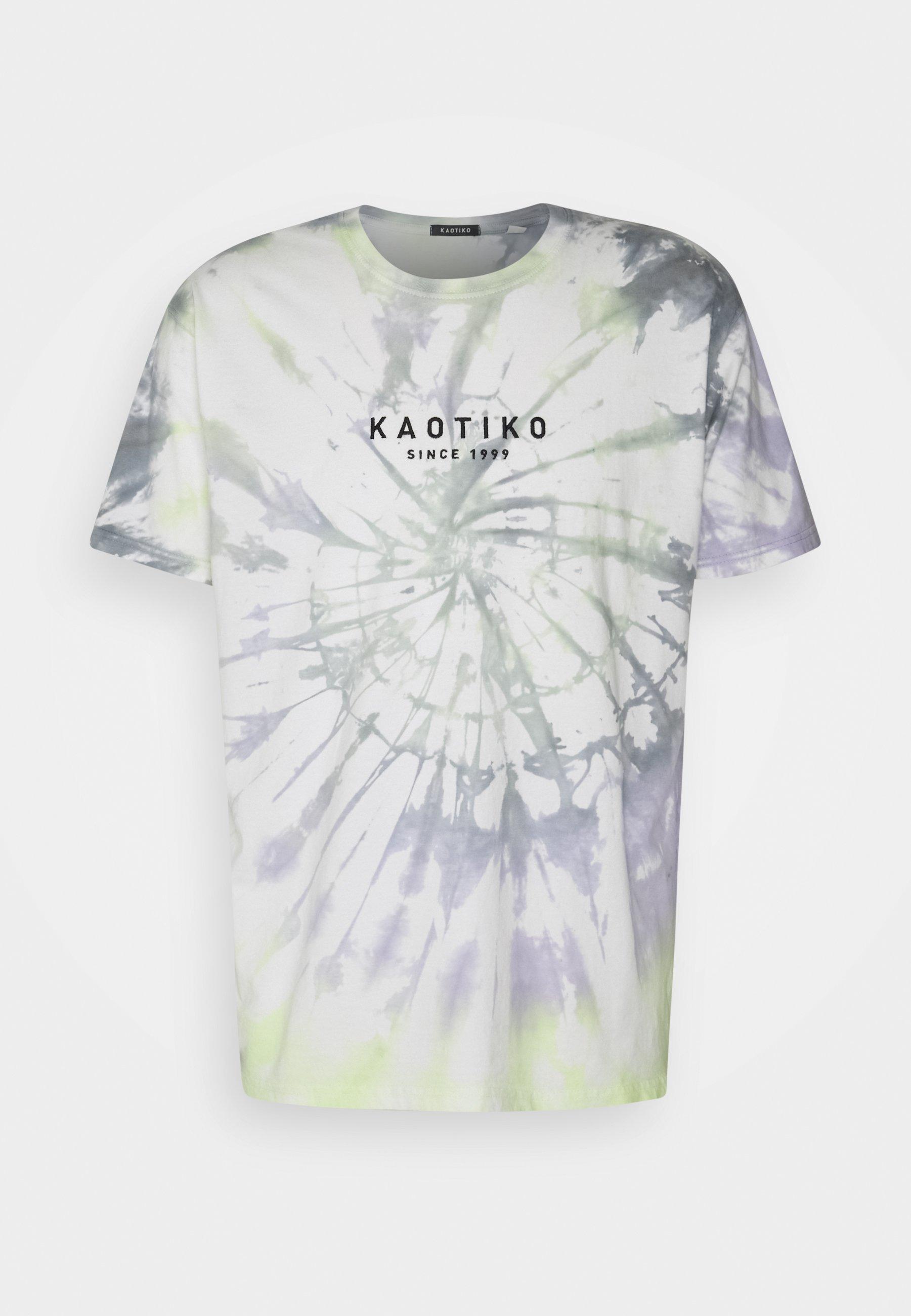 Men TIE DYE ESPIRAL - Print T-shirt