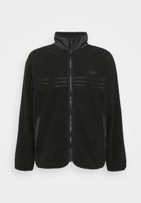 adidas Originals - ZIP THRU - Fleece jacket - black - 7