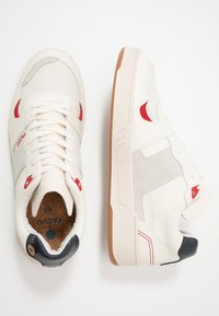 Faguo - BASKETS CEIBA - Sneakersy niskie - white - 1