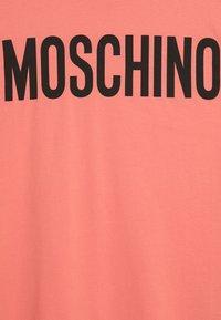 MOSCHINO - Print T-shirt - pink - 6