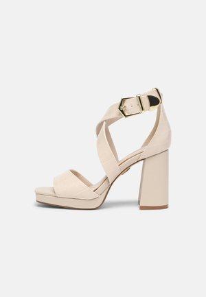 VEGAN RAMEA - Sandals - cream