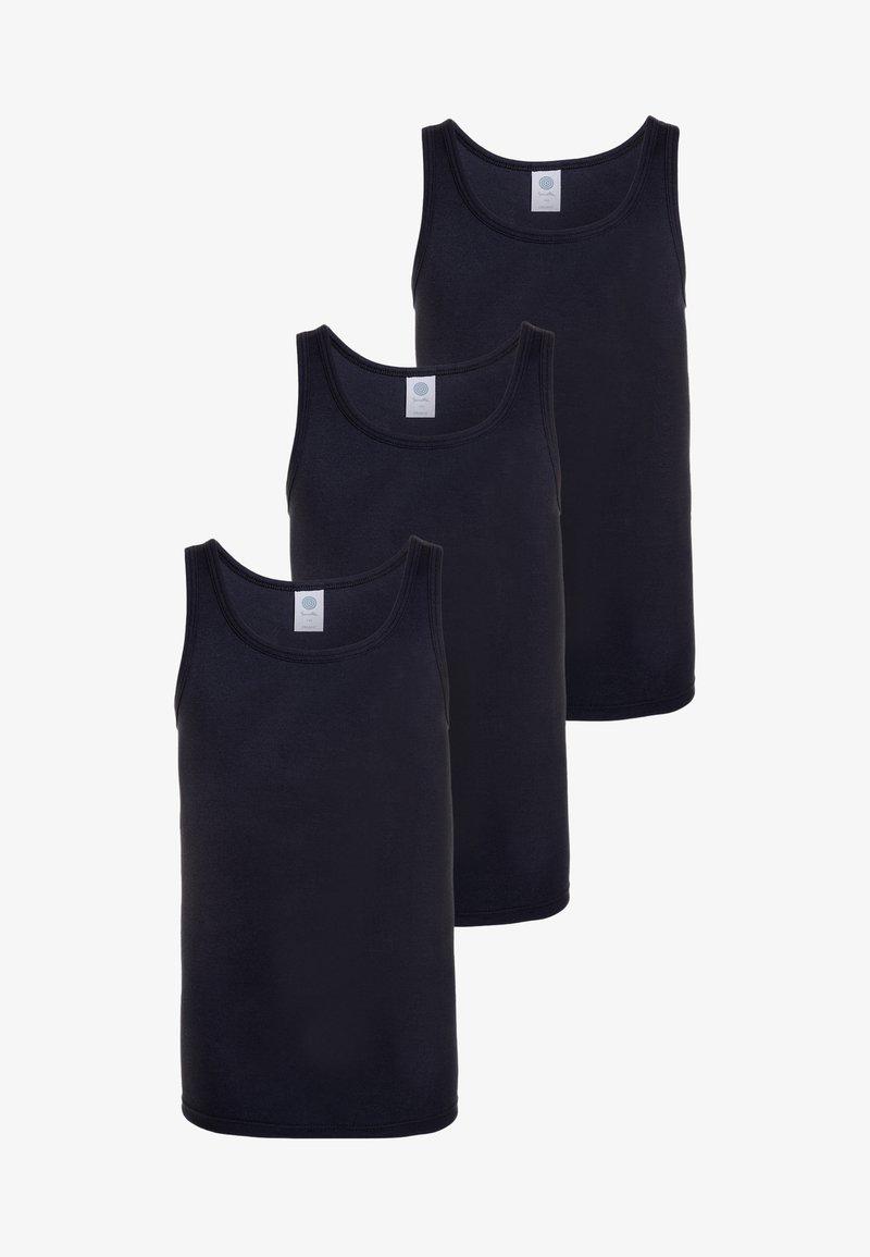 Sanetta - 3 PACK - Undershirt - neptun
