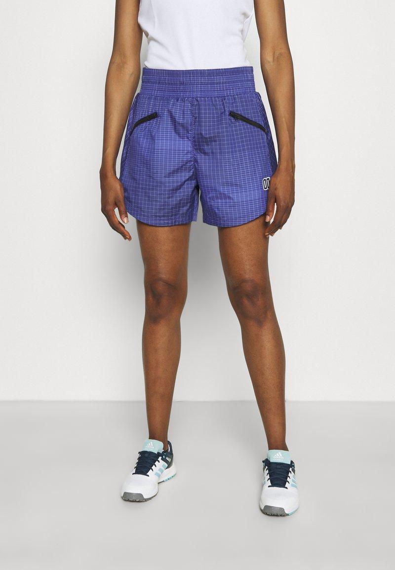 adidas Golf - PRIMEBLUE SHORT - Pantaloncini sportivi - semi night flash