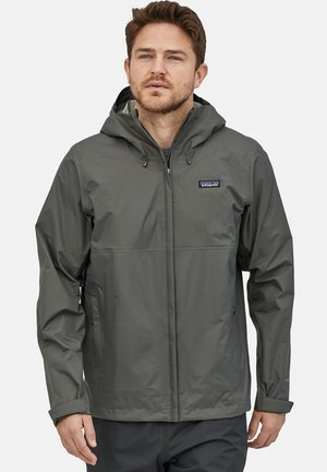 Outdoorjas - forge grey