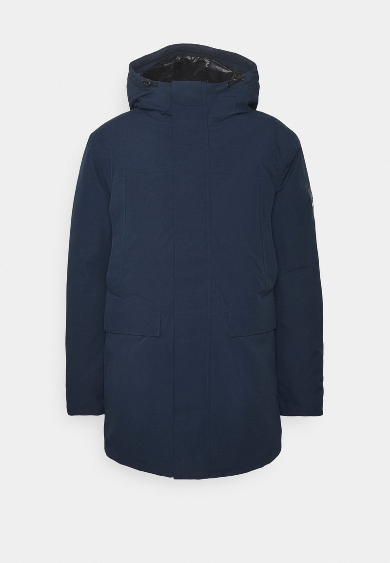 Jack & Jones - JCOSUMMIT  - Winterjas - navy blazer