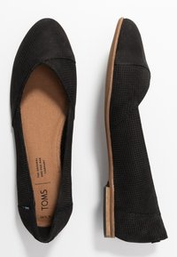 TOMS - JULIE - Ballet pumps - black - 3