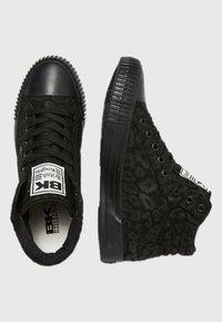 British Knights - DEE - Sneakers hoog - black - 2