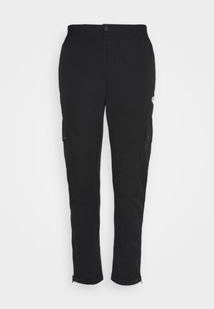 PIETRO TRAINING - Tracksuit bottoms - black