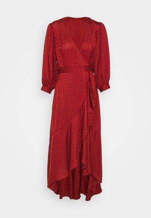 STESSO - Denní šaty - rust