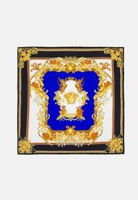 Versace - FOULARD UNISEX - Foulard - royal blue/oro - 3