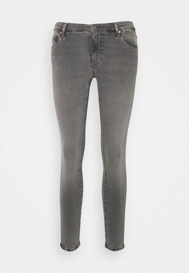 Jeans Skinny Fit - gray light
