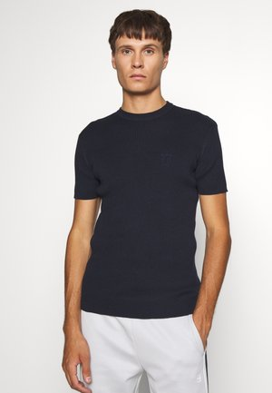 PAUL TEE - Basic T-shirt - navy
