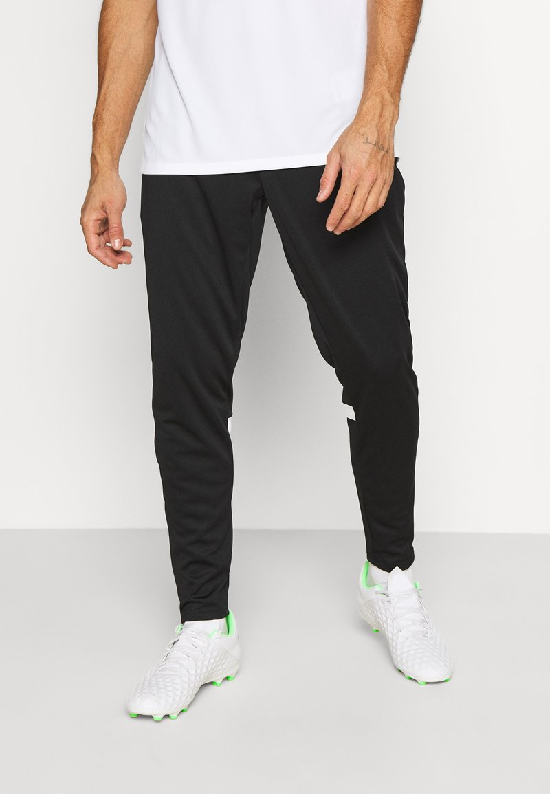 Nike Performance - ACADEMY 21 PANT - Tracksuit bottoms - black/white