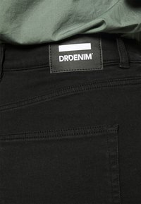 Dr.Denim Plus - NORA - Denim shorts - retro black - 3
