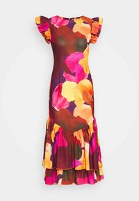 SUNSET ARTIST PRINT DRESS - Day dress - multi