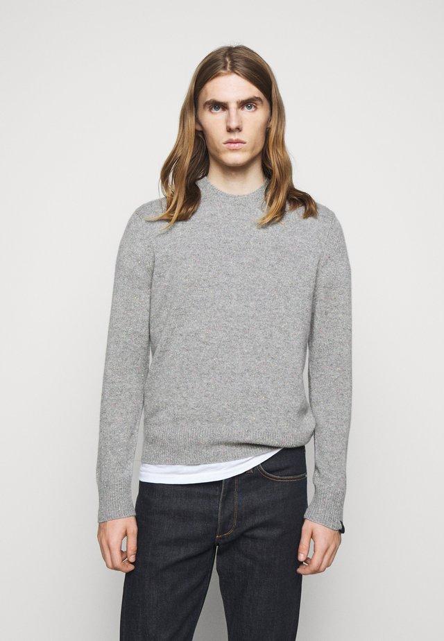 HALDON CREW - Sweter - grey
