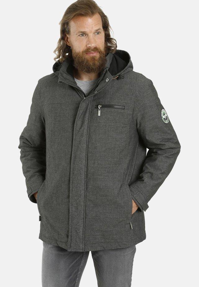 JOSTEIN - Light jacket - dunkelgrau melange