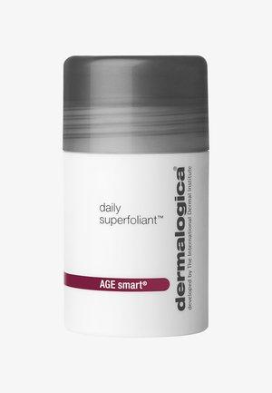 DAILY SUPERFOLIANT - Face scrub - -