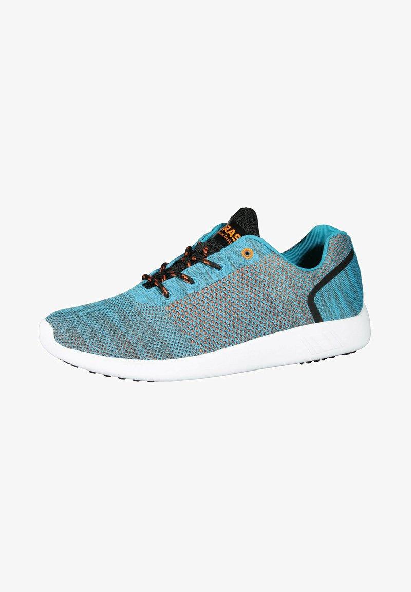 Boras - Trainers - blue/orange
