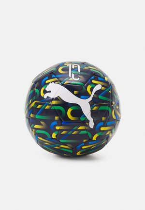 NEYMAR GRAPHIC BALL - Voetbal - peacoat jelly bean/dandelion/white