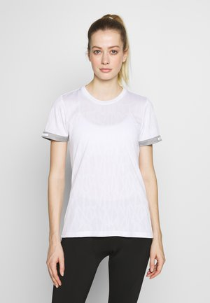 RUKKA RUOTULA - Print T-shirt - white