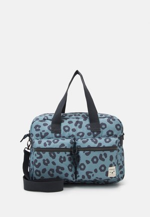 DIAPER BAG KIDZROOM ONE THING AT A TIME SET - Luiertas - blue