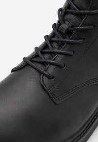 Selected Homme - SLHTIM BOOT - Lace-up ankle boots - black - 5