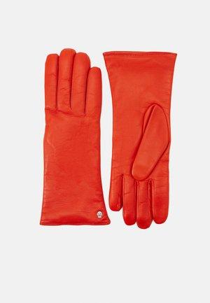 Gloves - brick