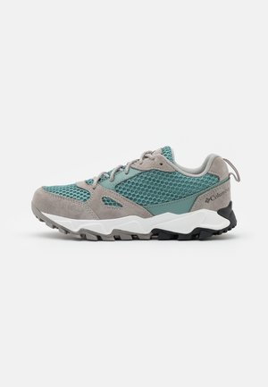 IVO TRAIL BREEZE - Hiking shoes - dusty green/dove