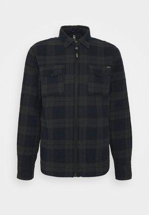Summer jacket - dark blue/dark grey